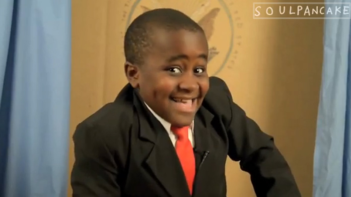 Kid President Challenges Kids And Grownups to Do More Good This ...