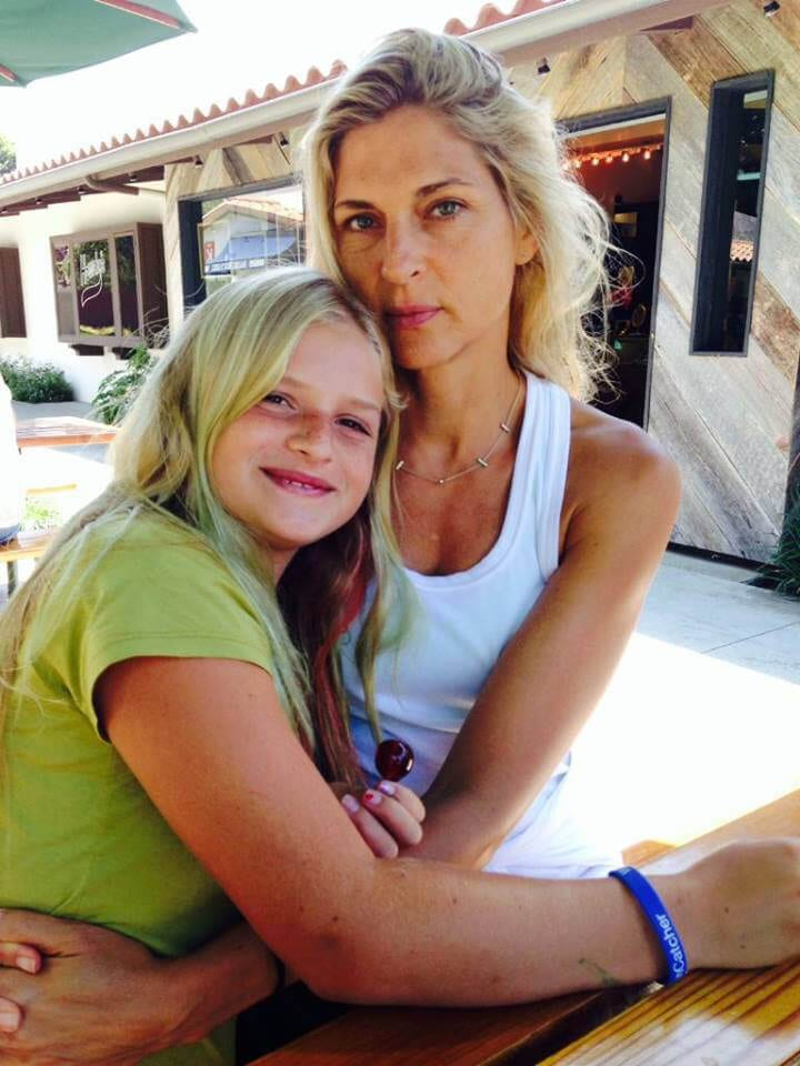 Fashion Model Has A Message For America About Her 162 -pound 12 -Yr-Old Daughter