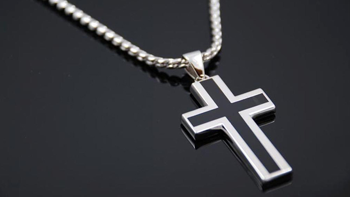 cross neckalce