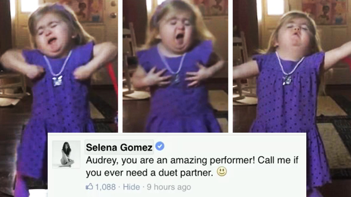 This 6-Yr-Old s Epic Jam Sesh Is So Perfect It Had Selena Gomez Begging for  a Duet!! 590128d4946