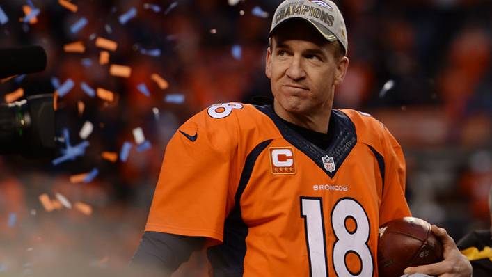 Peyton Manning Shares the 4 F Words That Got Him Through 18 Years