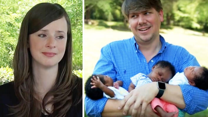 White Mom Is Shamed For Giving Birth To 3 Black Babiesbut -6986