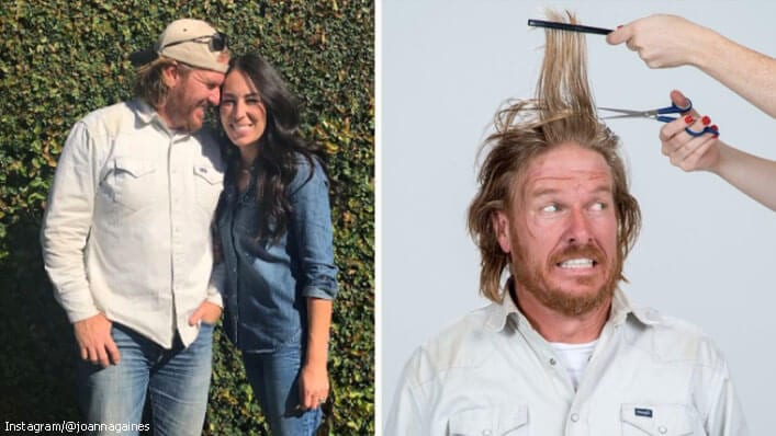 Operation Fixer Upper: Chip Gaines Says He'll Chop Off All His Hair, If Fans Do