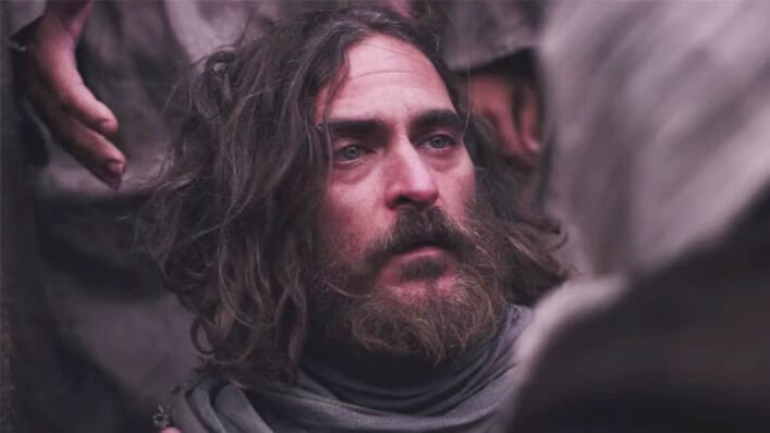How Joaquin Phoenix's Role as Jesus Transformed His Perspective on Forgiveness & Women in the Church