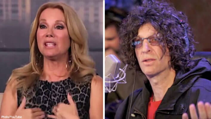 """He Hated My Guts"": After Nasty 30-Year Feud, Kathie Lee Gifford Kills Howard Stern With Kindness"