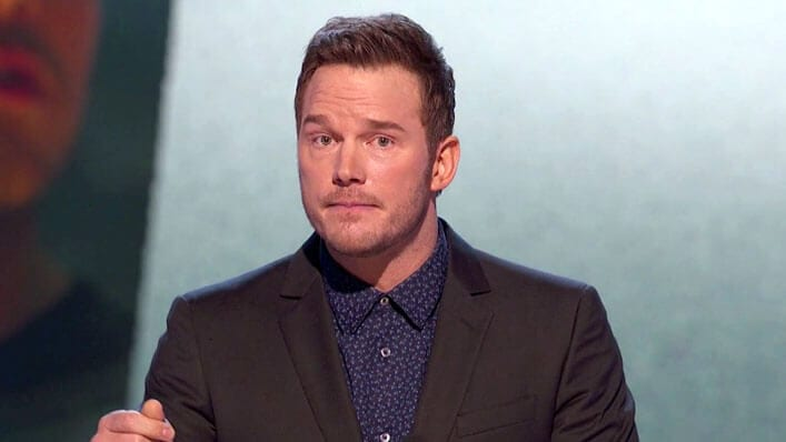 """God Is Real"": Chris Pratt Delivers 9 Mic-Drop Life Lessons After Winning 'Generation Award'"