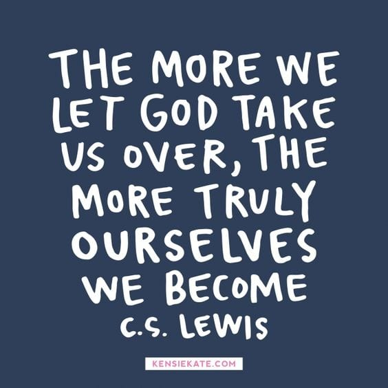 c s lewis quotes to recharge your faith today