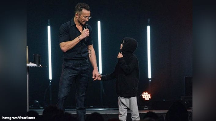 """Hillsong's Carl Lentz Responds Publicly to Son Saying """"I Don't Feel Like Going to Church"""""""