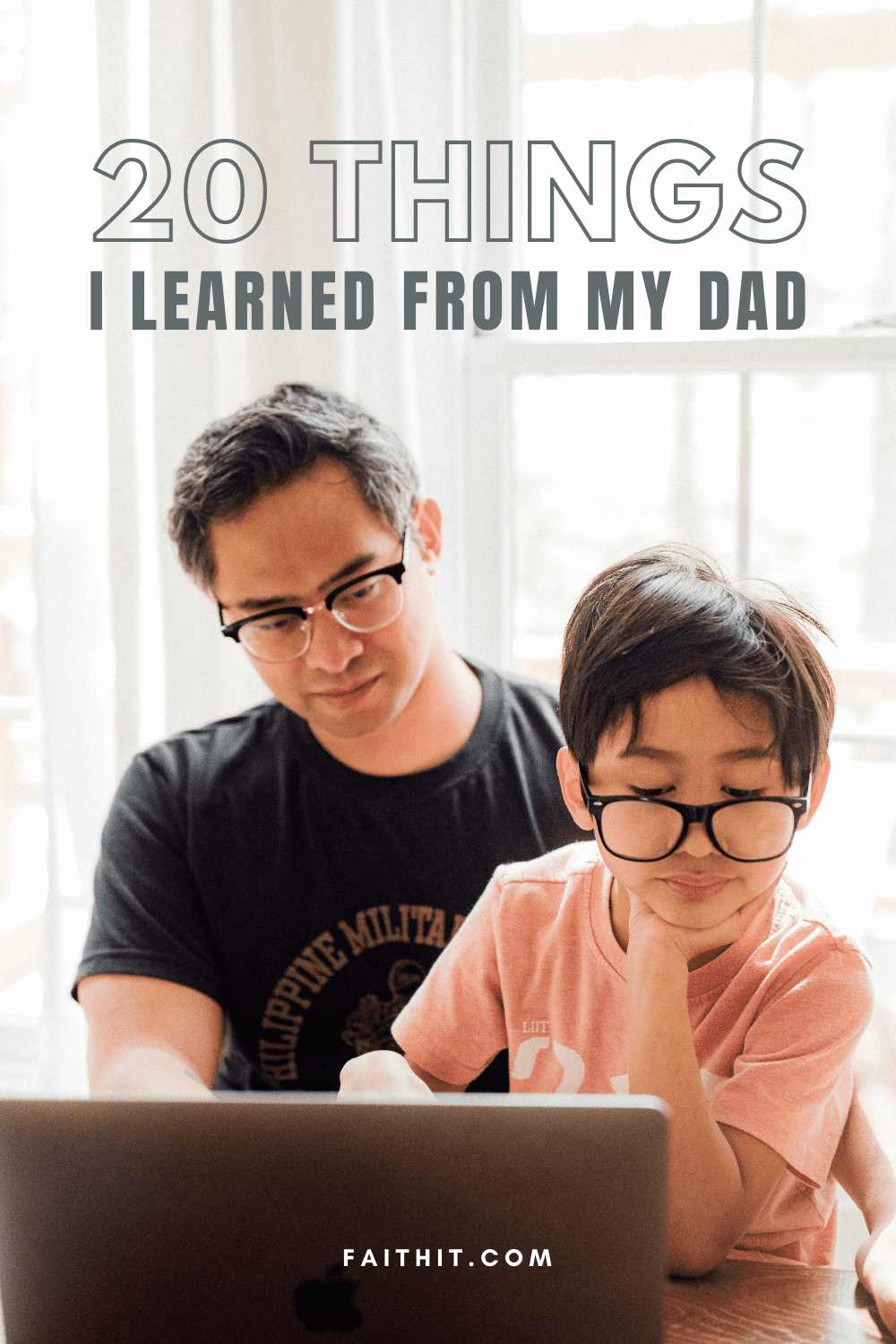 things i learned from my father