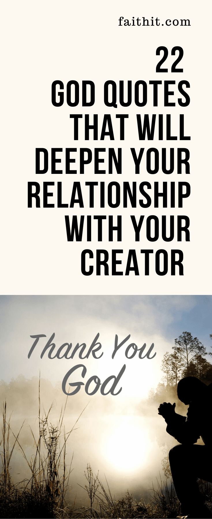 22 God Quotes That Will Deepen Your Relationship With Your ...