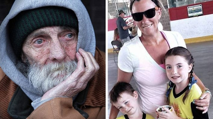"""Mom, If We Aren't Going to Give Him Money, We Have to Make Eye Contact With Him"": Daughter's Response to Passing Homeless Man Is The Message America Needs to Hear Today"