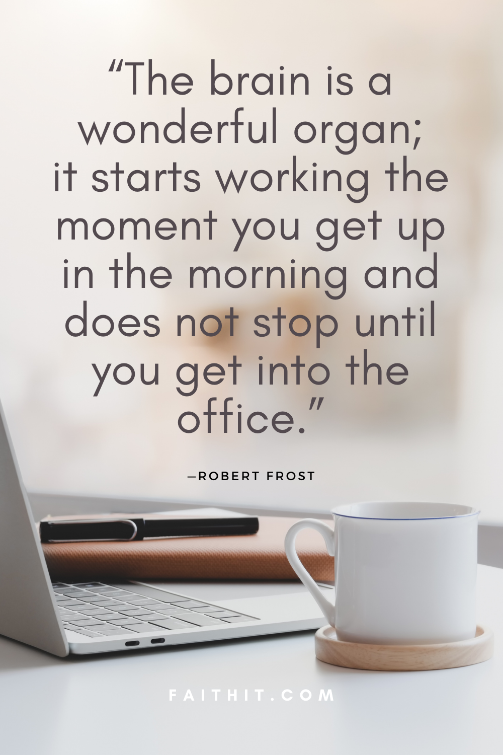 good morning quotes office