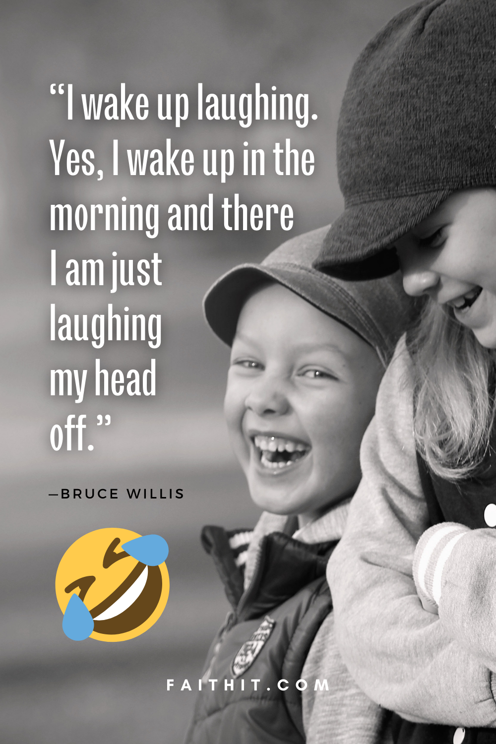 good morning quotes laughing