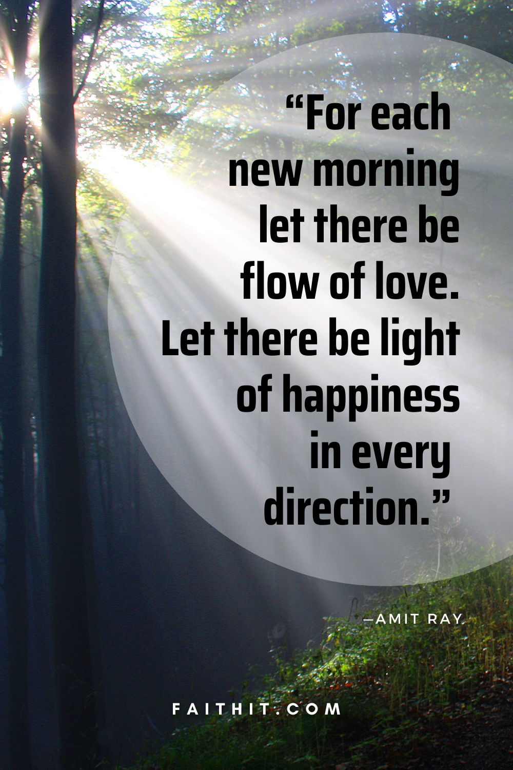 good morning quotes for each new morning