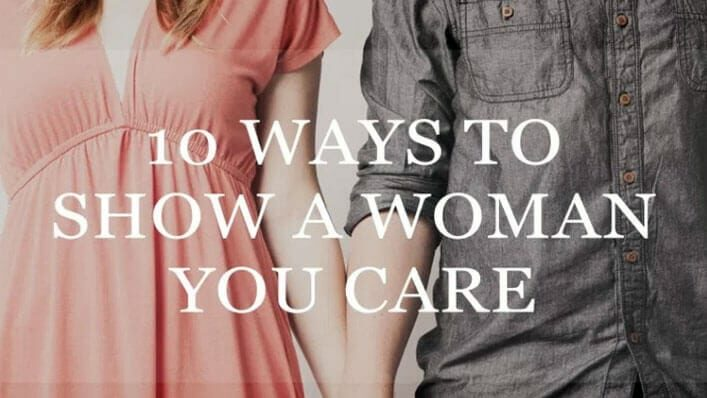 how to show you care