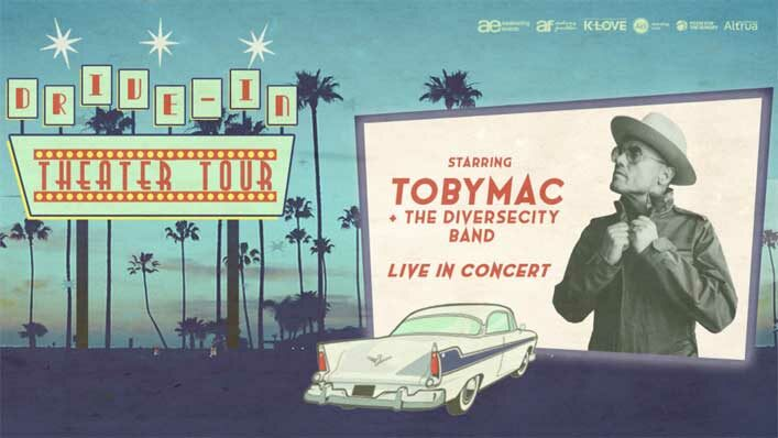 tobymac drive-in theater tour