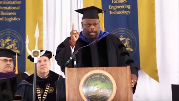 Wisdom From a 3rd-Grade Dropout Gets 120 Million Views—2 Minutes in, You'll See Why