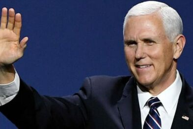 Vice President Pence Asks Americans to Pray that God Will 'Heal This Land'